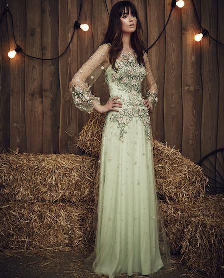 Hochzeitstrend 5: Bei den Brautkleidern dürfen Frauen Mut beweisen.