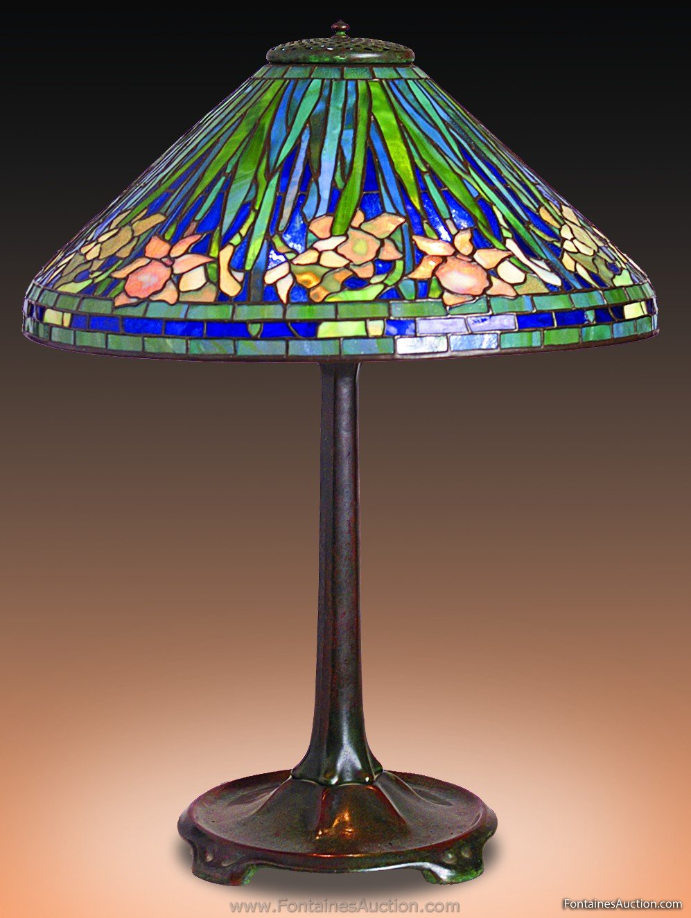 authentic antique tiffany lamps and lighting. Black Bedroom Furniture Sets. Home Design Ideas