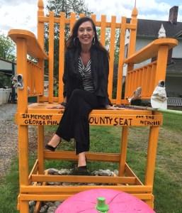 Webster NC Big Chair
