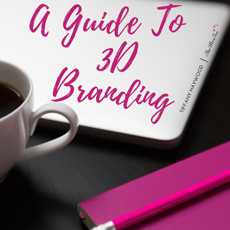 A Guide To 3D Branding