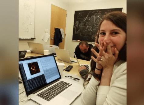 Dr. Katie Bouman image