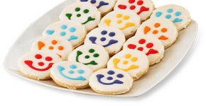 [Review] Smiley Cookies: Share a Smile