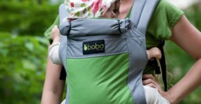 [Review] Boba Baby Carrier