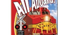 [Review] I Love Toy Trains – All Aboard