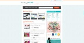 [Website Review] CouponChief.com