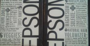 [Review] Epsom Salt Council