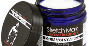 [Review] Dr. Max Powers – Stretch Mark Treatment
