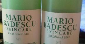 [Review] Mario Badescu Skincare