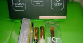 Billion Dollar Brows Review & Giveaway
