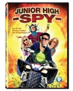 Junior High Spy DVD