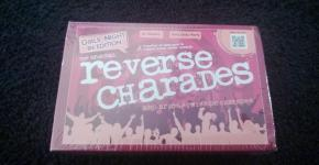 Reverse Charades Girls' Night In Edition