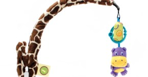 Baby Giraffe Review & Giveaway