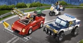 LEGO City Police Department Review