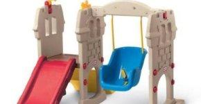 Little Tikes: Swing Along Castle
