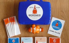 Wordner Game Review & Giveaway