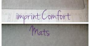 Imprints Comfort Mats Review & Giveaway