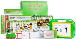 Teach My Review & Giveaway
