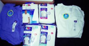 Fruit of the Loom Review & Fathers Day Gift Guide