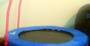 Fold and Go Trampoline Review