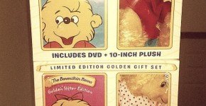Kaboom! Entertainment: The Berenstain Bears DVD Set