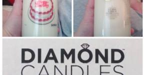 Diamond Candle Review & Giveaway