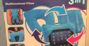 GoGo Pillow Review