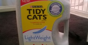 Tidy Cats Review & Giveaway
