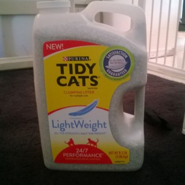 Tidy Cats LightWeight 24/7 Performance
