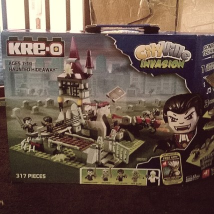 KRE-O Haunted Hideaway