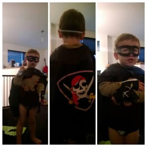 Pirate Cape