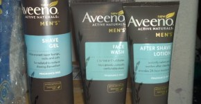 Aveeno: Men Line + Holiday Guide