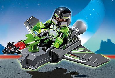 Robo Gang Spy with Glider