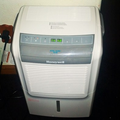 DH70W 70-Pint Dehumidifier