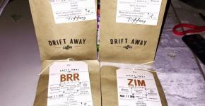 Driftaway Coffee ~ Monthly Box
