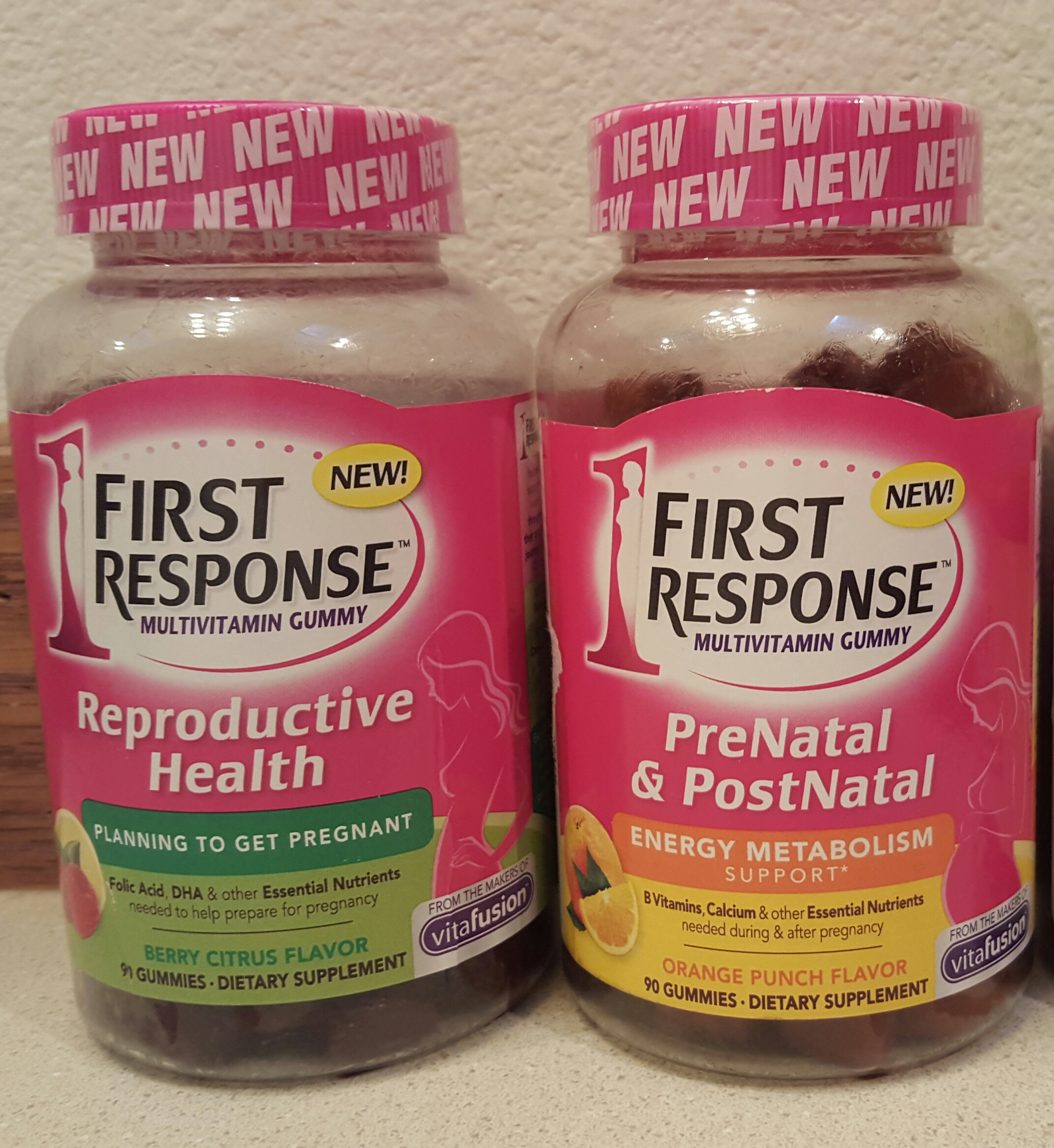 First Response Multivitamin Gummies