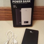 Compact External Battery Power Bank