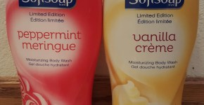Winter Limited Edition Softsoap
