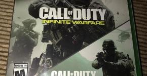 Call Of Duty Xbox One Game