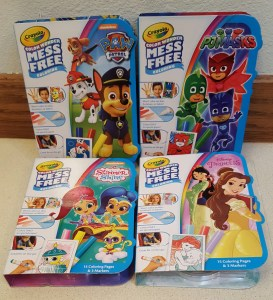 color wonder color on the go coloring sets tiffany stephanie reviews