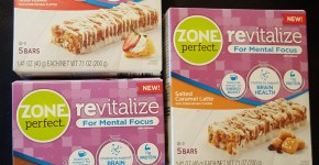 ZonePerfect Revitalize Nutrition Bars
