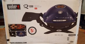 Weber College Edition Grill