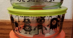 Spooktacular Limited Edition Pyrex