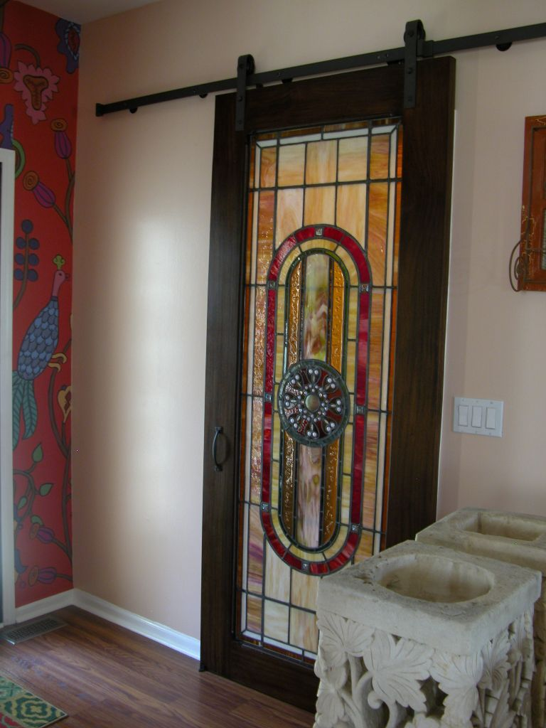 Tiffany Stained Glass Ltd Custom Doors And Windows