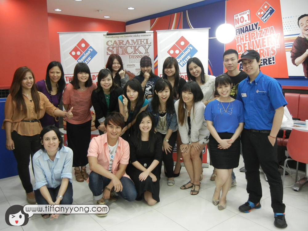 My Virgin Domino's Pizza Experience!
