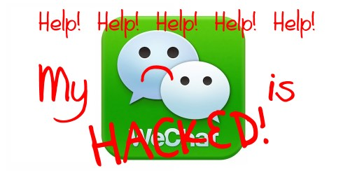 Wechat Account Hijacked! Help! | by tiffanyyong com