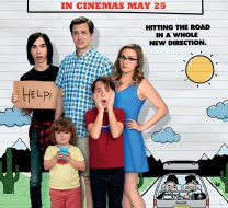 Diary of a Wimpy Kid the Long Haul Movie Poster
