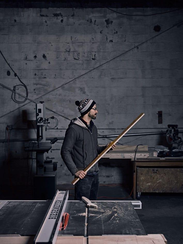 Personal Work: Flintlock Design Company's Joe Reynolds
