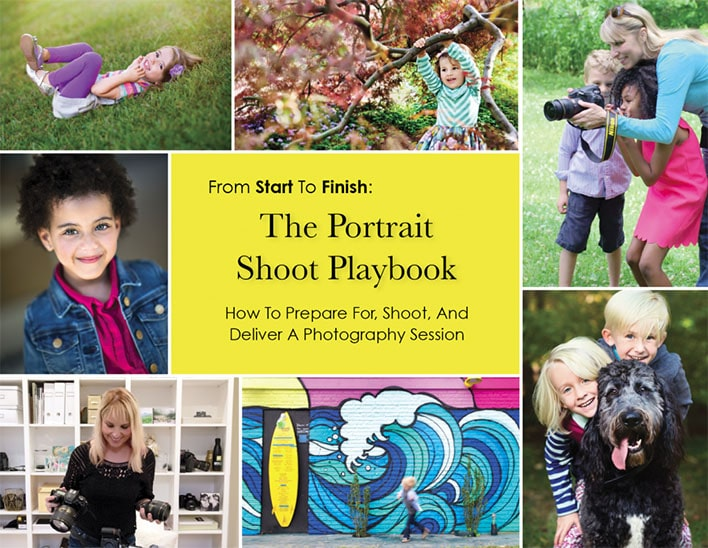 Portrait Playbook, by Tamara Lackey