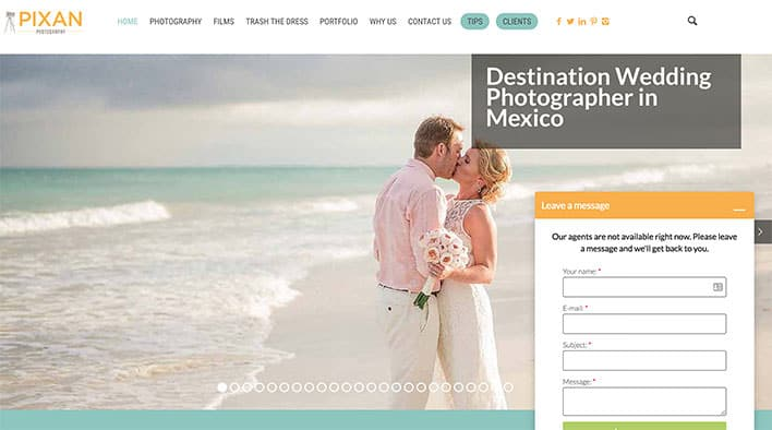 Pixan: Destination Weddings