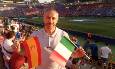 Italia-Spagna Serata con gli Azzurrini